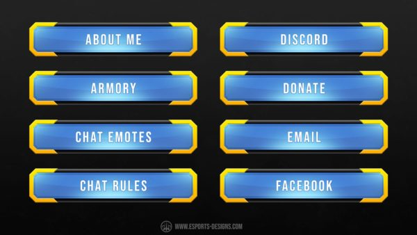 Cleaver-streaming-panels-template
